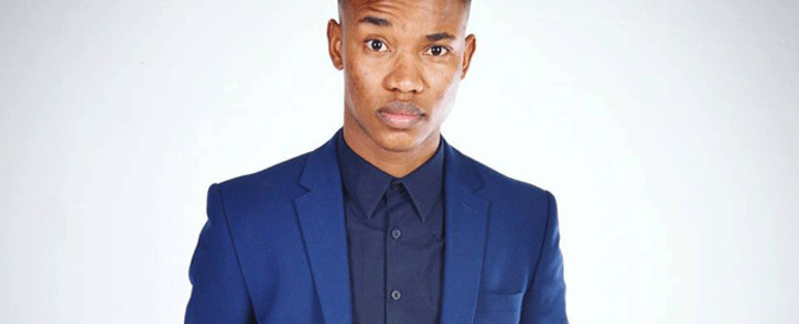 South African musician and Idols season 12 runner up Thami Shobede. Picture: Facebook.