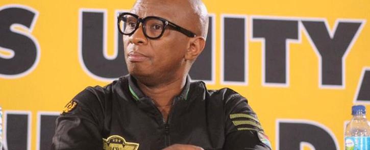 The ANC's Zizi Kodwa. Picture: @MyANC/Twitter