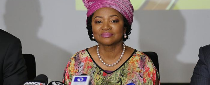 FILE: National Assembly Speaker Baleka Mbete. Picture: Christa Eybers/EWN.