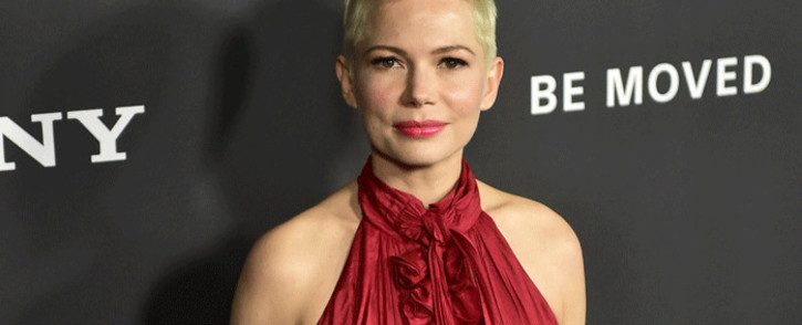 FILE: Actress Michelle Williams. Picture: AFP