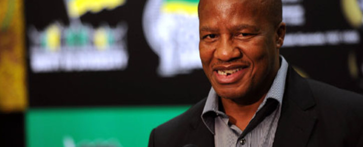 FILE: African National Congress spokesman Jackson Mthembu. Picture: Werner Beukes/SAPA
