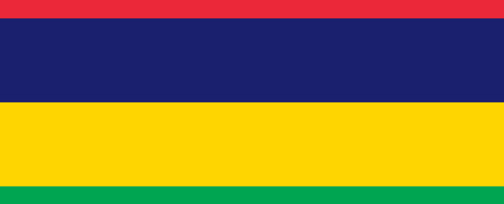Mauritius flag. Picture: CC Zscout370.