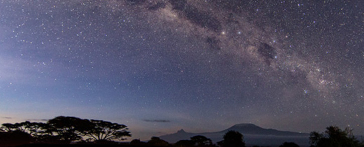 A Southern African night sky. Picture: Gerry van der Walt/Wild-Eye