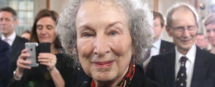 FILE: Novelist Margaret Atwood. Picture: AFP