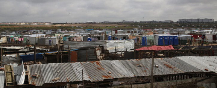 Dunoon and the Greater Kosovo, both informal settlements in Cape Town, have been identified for de-densification. Picture: Kaylynn Palm/EWN