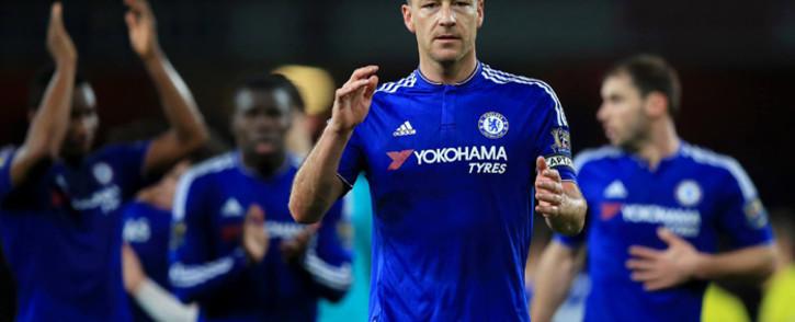 FILE: Chelsea captain John Terry. Picture: Chelsea FC Facebook page.