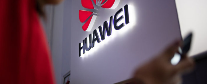 In this photo taken on 27 May 2019, a Huawei logo is displayed at a retail store in Beijing. Picture: AFP