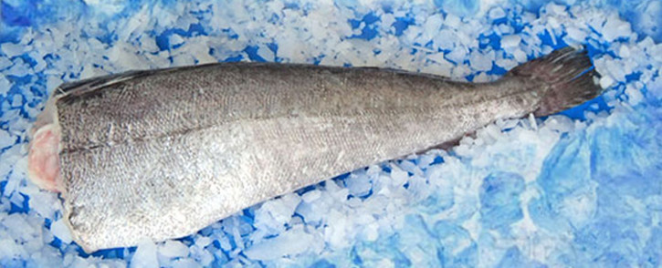 FILE: Hake is one of the items processed by Viking. Picture: Supplied.