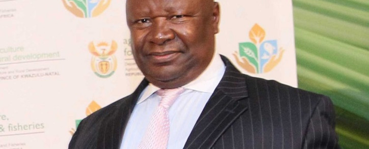 Former Head of the Agriculture Department Siphiwe Mkhize. Picture: GovernmentZA/Flickr