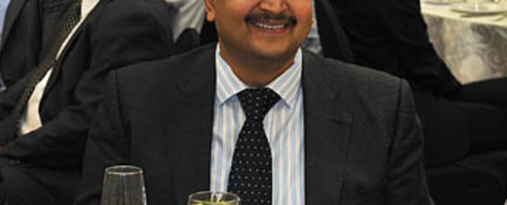 FILE: Atul Gupta at a New Age Business Briefing in Port Elizabeth. Picture: GCIS.