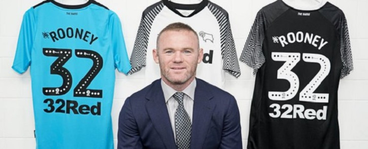 FILE: Former England captain Wayne Rooney. Picture: @WayneRooney/Twitter.