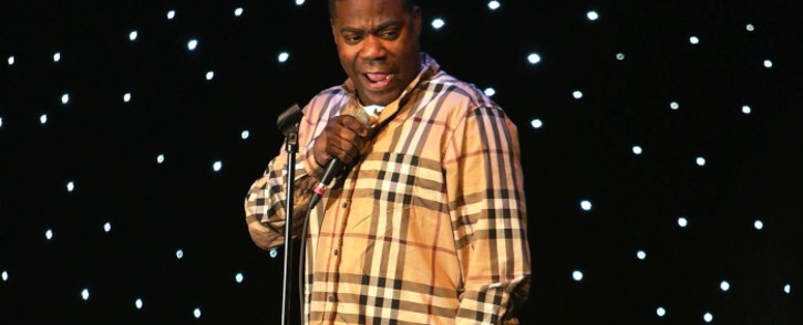 FILE: Tracy Morgan. Picture: AFP.