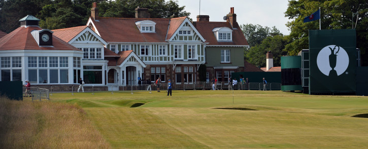 The Royal Liverpool Golf Club is hosting the 2014 Open Championship.