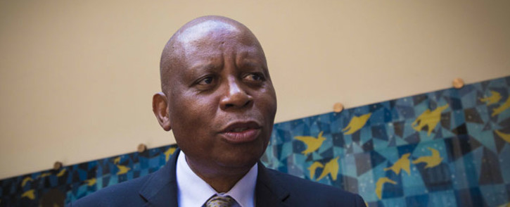 Herman Mashaba Joburg Mayor. Picture: Thomas Holder/EWN