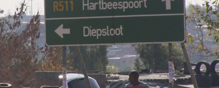 A woman accused of leaving her baby to die alone at home in Diepsloot while allegedly out drinking has refused bail. Picture: Reinart Toerien/EWN.