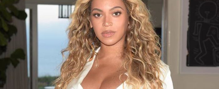 US singer Beyonce. Picture: @Beyonce via Instagram