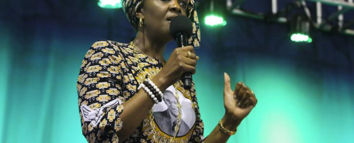 FILE. Zimbabwe's first lady Grace Mugabe. Picture: EPA