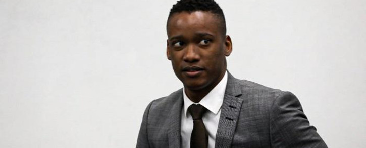 FILE: Duduzane Zuma at the Zondo commission of inquiry into state capture on 8 October 2019. Picture: EWN