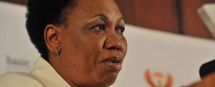 Basic Education Minister Angie Motshekga. Picture: GCIS