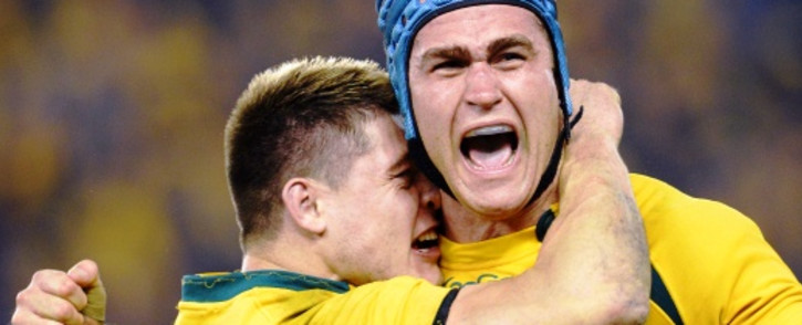 FILE. It's been a rather boring first half, which has ended with Australia having a slender lead. Picture: Supplied