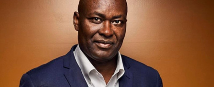 Cameroonian postcolonial scholar Achille Mbembe. Picture: Twitter/@RiceUNews