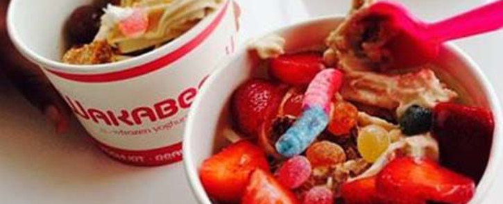 Famous Brands has bought a 70 percent stake in the Wakaberry self-service chain of frozen yoghurt bars. Picture: Facebook.com.