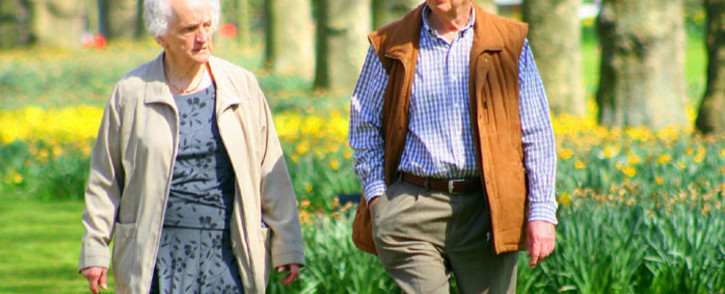 Old people walking. Picture: Freeimages.com