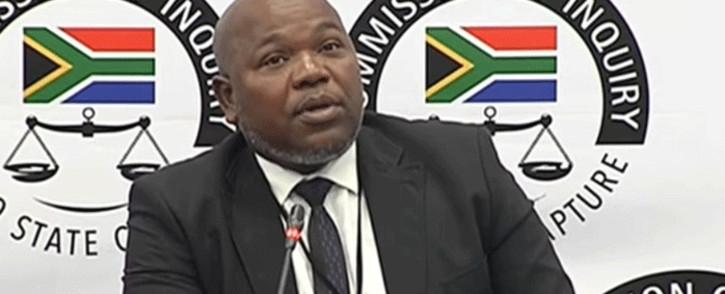Former National Director of Public Prosecutions (NDPP) Mxolisi Nxasana. Picture: YouTube screengrab.