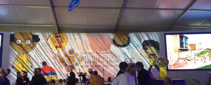 The Nelson Mandela Children's Hospital was launched on 12 December 2016. Picture: Ziyanda Ngcobo/EWN.
