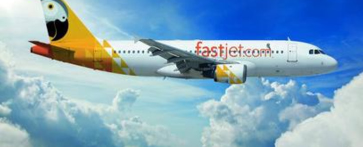 UK based airline Fastjet. Picture: AFP