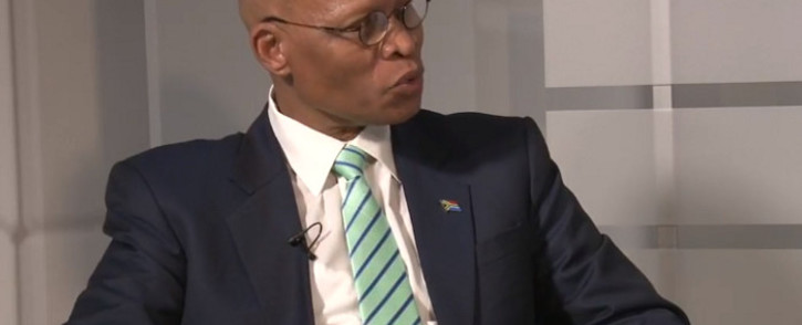 Chief Justice Mogoeng Mogoeong. Picture: EWN.