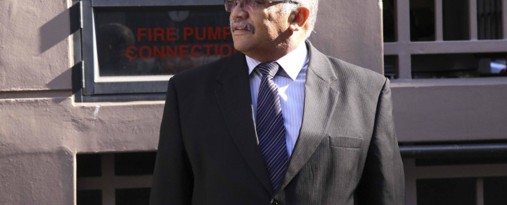 FILE: Former Western Cape Police Commissioner Arno Lamoer. Picture: EWN