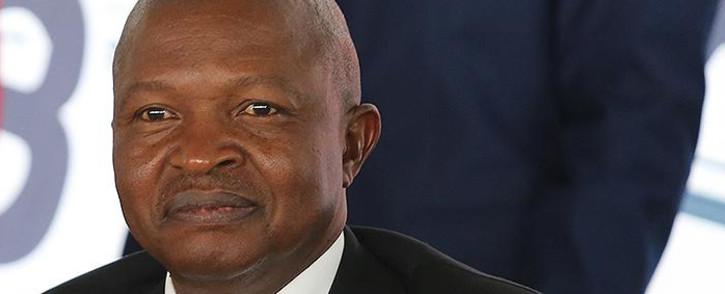 FILE: Former Premier of Mpumalanga David Mabuza. Picture: Sethembiso Zulu/EWN.