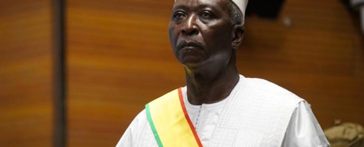 FILE: Former Malian interim president Bah Ndaw. Picture: AFP.