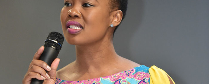 FILE: Communications Minister Stella Ndabeni-Abrahams who announced on Friday that the SABC would receive a R3.2 billion bailout.. Picture: GCIS.