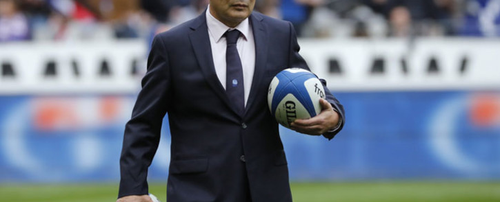 FILE: England rugby coach Eddie Jones. Picture: AFP