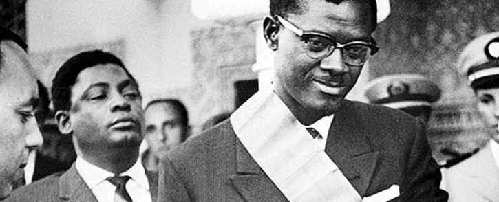 The much loved Congolese independence leader Patrice Lumumba. Picture: AFP