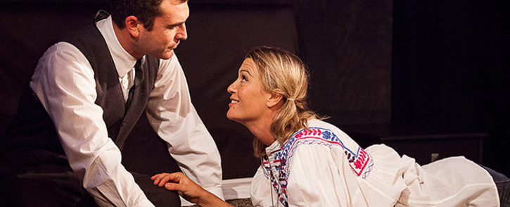 A scene from the play 'Same Time Next Year', at The Fugard Theatre in Cape Town. Picture: Supplied.