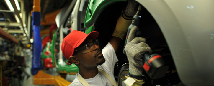 FILE: South Africa is the largest car manufacturer on the African continent. Picture: AFP.