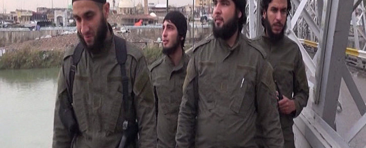 FILE: A screengrab from CNN's report on the inner workings of the militant group, ISIS. Picture: CNN