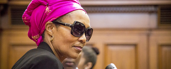 Thandi Maqubela was found guilty of the murder of her husband acting judge Patrick Maqubela. Picture: Thomas Holder/EWN