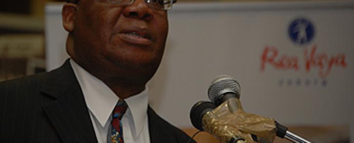 FILE: Former CoJ Mayor Amos Masondo. Picture: EWN