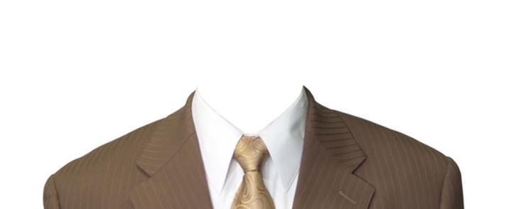 Men's suit. Picture: Free Images