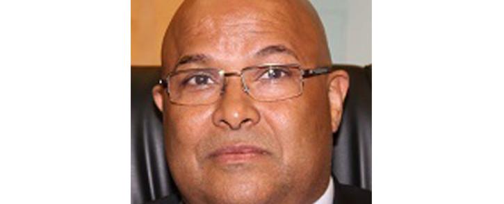 FILE: Arthur Fraser. Picture: www.ssa.gov.za