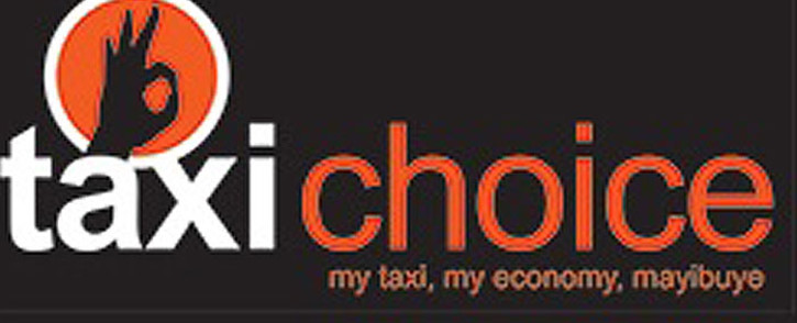 Taxi Choice logo. Picture: taxichoice.co.za