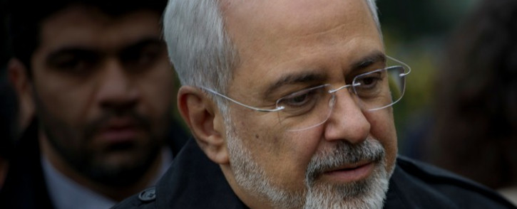 Iranian Foreign Minister Javad Zarif. Picture: AFP.