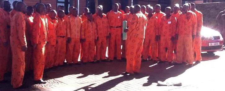 FILE: Two prisoners escaped from police custody at the Ga-Rankuwa Magistrates Court in Pretoria. Picture:Gia Nicolaides/EWN.
