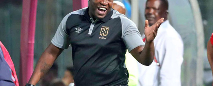 FILE: Cape Town City FC coach Benni McCarthy. Picture: @CapeTownCityFC/Twitter