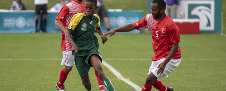 South Africa suffered its second loss at the Special Olympics World Games against the host country, the UAE. Picture: Thomas Holder/EWN
