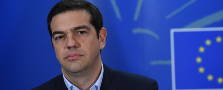 Greek Prime Minister Alexis Tsipras. Picture: AFP.